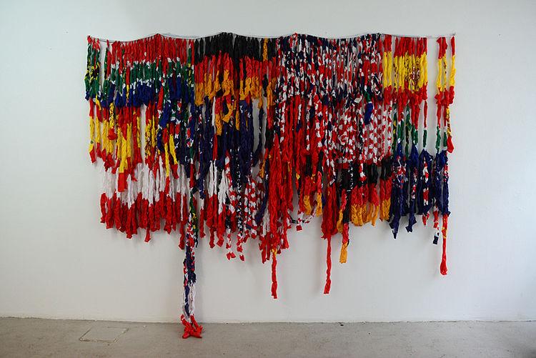 United  nylonflags 188 cm x 300 cm, 2012