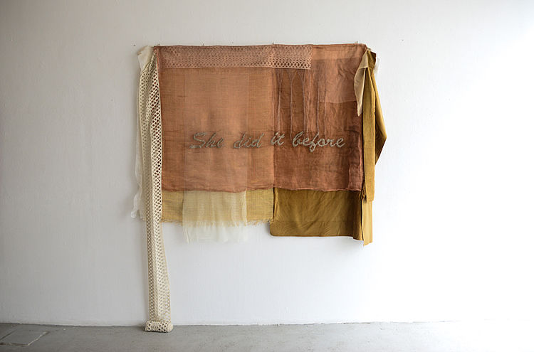 She did it before 
