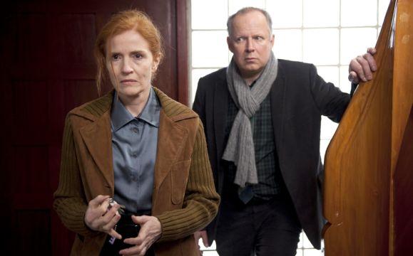 Borowski und die Frau am Fenster